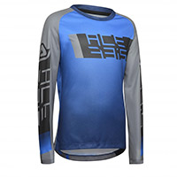 Acerbis Mx Outrun Kid Jersey Blue Kid