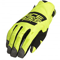 Acerbis Mx Wp Gloves Yellow