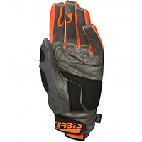 Acerbis Mx Wp Ce Gloves Orange Grey