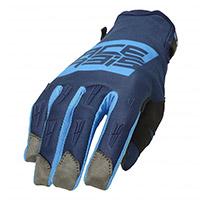 Acerbis Mx Wp Ce Gloves Blue