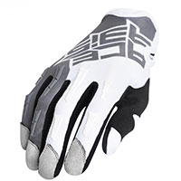 Acerbis Mx Xh Gloves Grey White