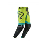 Acerbis Omega X-flex Black And Yellow Fluo Pants 2018