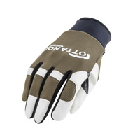Acerbis Ottano 2.0 Gloves Brown White