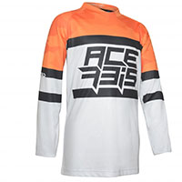 Acerbis Skyhigh Kid Offroad Jersey Orange Kid