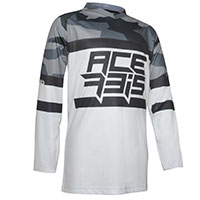 Acerbis Skyhigh Kid Offroad Jersey Grey Kid