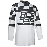 Acerbis Skyhigh Kid Offroad Jersey Black Kid