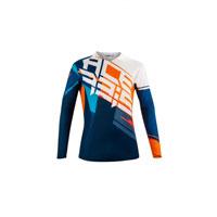 Acerbis Stormchaser Special Edition Jersey 2018 Arancio Blu