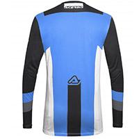 Maglia Cross Acerbis Track Nero Blu