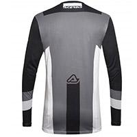 Acerbis Track Jersey Black Grey