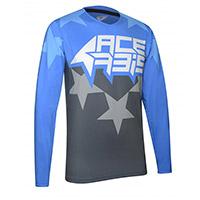 Maillot Acerbis X Flex Starchaser Bleu
