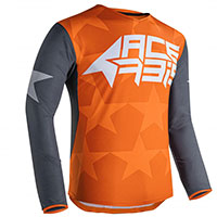 Acerbis X-flex Offroad Jersey Orange Grey