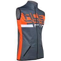 Acerbis Softshell X-Wind Vest naranja