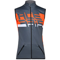Acerbis Softshell X-wind Débardeur Orange