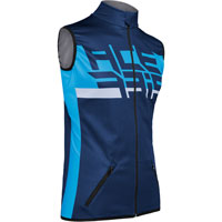Acerbis Softshell X-wind Vest Blue
