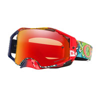 Oakley Airbrake Mx Prizm™herlings Graffito Rwb