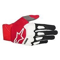 Alpinestar Guanti Racefend 2018 Rosso
