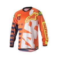 Alpinestar Racer Braap Jersey 2018 Arancio