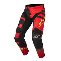 Alpinestars Racer Braap Pantaloni 2018 Rosso