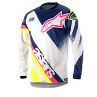 Alpinestars Racer Supermatic Jersey 2018 Bianco