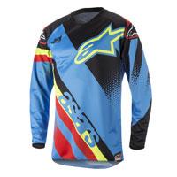 Alpinestars Racer Supermatic Jersey 2018 Aqua