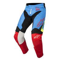 Alpinestars Racer Supermatic Pantaloni 2018 Aqua
