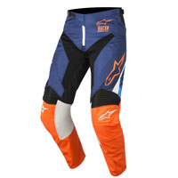 Alpinestars Racer Supermatic Pantaloni 2018 Blu