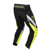 Alpinestars Racer Supermatic Pantaloni 2018 Nero