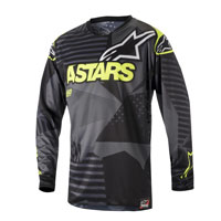 Alpinestars Racer Tactical Jersey 2018 Nero