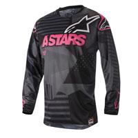 Alpinestars Racer Tactical Jersey 2018 Rosa Fluo