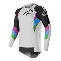 Alpinestar Supertech Jersey 2019 Cool Gray Black