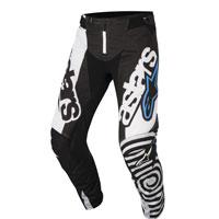 Alpinestars Techstar Venom Pantaloni 2018 Nero Bianco