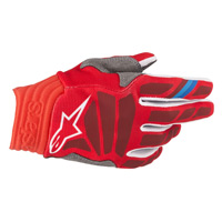 Alpinestars Aviator Glove 2019 Red Burgundy