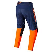 Pantaloni Alpinestars Fluid Speed 2022 Blu Arancio