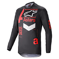 Alpinestars Fluid Chaser 2021 Jersey Black Red