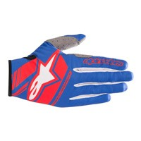 Alpinestars Neo Gloves 2019 Blue Red