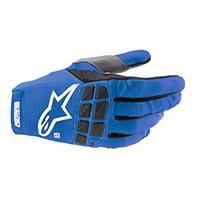 Alpinestars Racefend 2021 Gloves Blue White