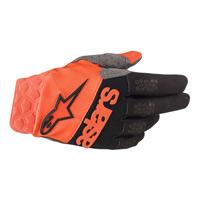 Alpinestars Racefend Glove 2019 Orange Fluo Black