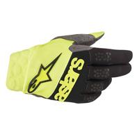 Alpinestars Racefend Glove 2019 Yellow Fluo Black
