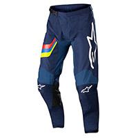 Pantaloni Alpinestars Racer Braap 2022 Blu