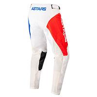 Pantaloni Alpinestars Racer Compass 2022 Bianco