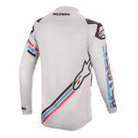 Alpinestars Racer Braap 2020 Jersey Light Gray
