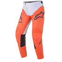 Alpinestars Racer Braap 2021 Pants Orange Grey