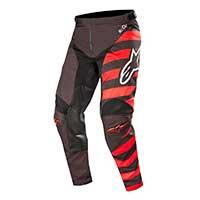 Alpinestars Racer Braap Pants 2019 Rosso Nero Bianco