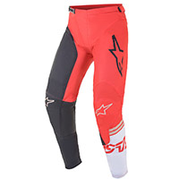 Alpinestars Racer Compass 2021 Pants Red Fluo