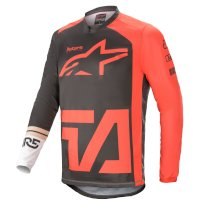 Alpinestars Racer Compass 2021 Jersey Black Red