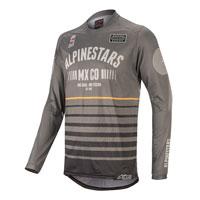 Alpinestars Racer Tech Flagship 2020 Jersey Gray