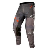 Alpinestars Racer Flagship Pants 2019 Antracite Arancio