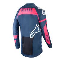 Alpinestars Racer Flagship Jersey 2019 Blu Rosa
