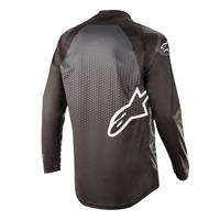 Alpinestars Racer Graphite Jersey 2019 Nero