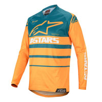 Alpinestars Racer Supermatic 2020 Jersey Orange